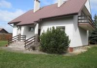 Dom na Mazurach w miejscowości Kwik