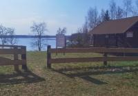 Działki nad jeziorem Łaźno Mazury