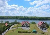 Dom na Mazurach bezpośrednio nad jeziorem